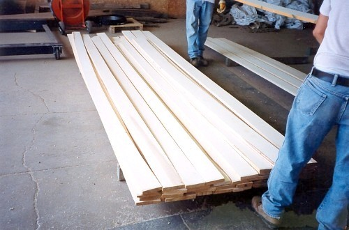 Delta Trading Inc Russian Pine And Hardwood Products